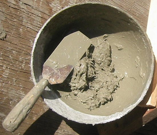 Fiber Cement Mix : Ch a sculp